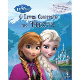 O Livro Completo de Frozen