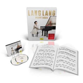 Piano Book Super Deluxe - 2CD + Score Box