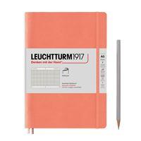 Caderno Bellini Quadriculado Leuchtturm Softcover A5