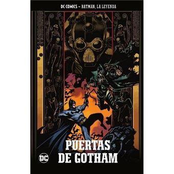 Batman la leyenda 27-puertas de got
