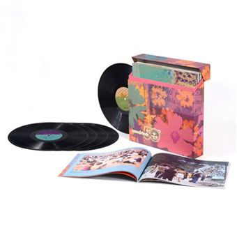 Woodstock 50 - Back To The Garden: The Anniversary Collection - 5LP