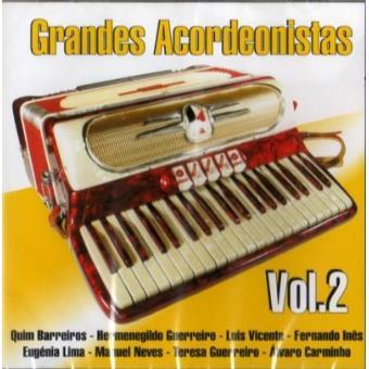Grandes acordeonistas vol. 2