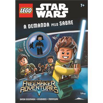 Lego® Star Wars: A Demanda pelo Sabre
