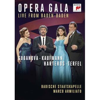 Opera Gala   Live from Baden-Baden (DVD)