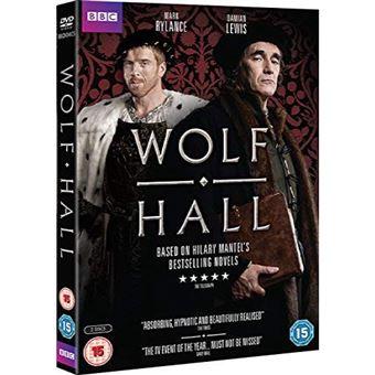 Wolf Hall - 2DVD Importação