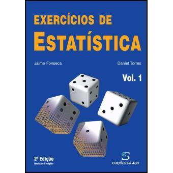 Exercícios de Estatística Vol 1