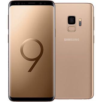 Samsung Galaxy S9 - G960FZ - Dourado Amanhecer