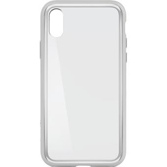 Capa Belkin SheerForce Elite para iPhone X - Prateado