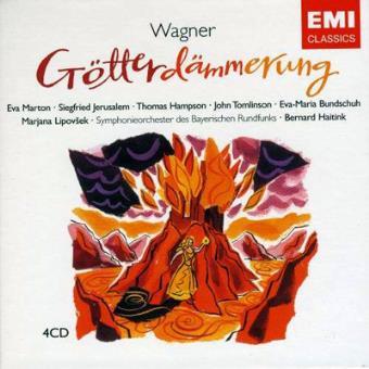 WAGNER-GOTTERDAMMERUNG (4CD)(IMP)BO