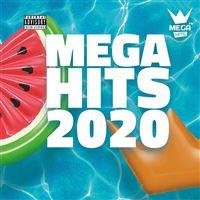 Mega Hits 2020 - CD