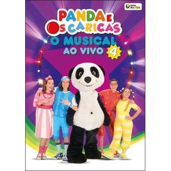 Panda e Os Caricas - O Musical 4 ao Vivo