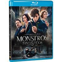 Monstros Fantásticos e Onde Encontrá-los (Blu-ray)