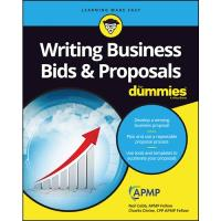 Writing business bids & proposals f