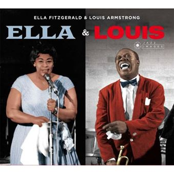 Ella & Louis - CD