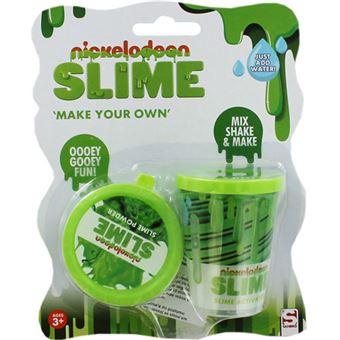 Nikelodeon Set Cria o Teu Próprio Slime Verde! - Sambro