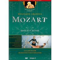 Mozart-cosi Fan Tutte (dvd)