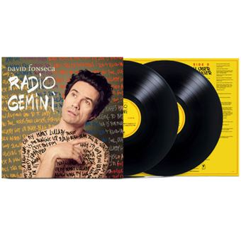 Radio Gemini - 2LP 12''