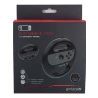Gioteck Volante Duo Wheel Pack - Nintendo Switch
