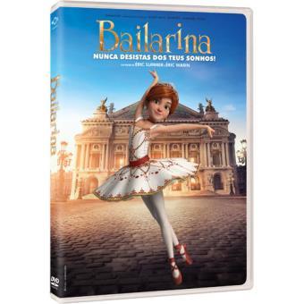 Bailarina - DVD