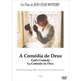A Comédia de Deus - DVD
