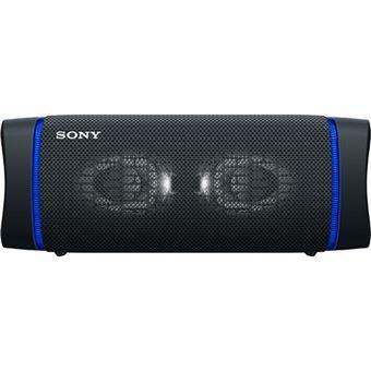 Coluna Bluetooth Sony SRS-XB33 - Preto