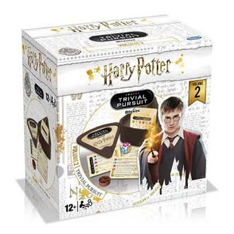 Trivial Pursuit Harry Potter - Creative Toys