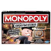 Monopoly Cheater - Edição Batoteiros - Hasbro