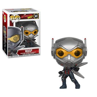 Funko Pop! Ant-Man & The Wasp - Wasp - 341