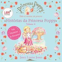Histórias da Princesa Poppy - Livro 4