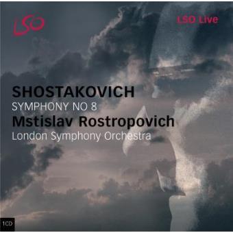 SHOSTAKOVICH-SYMPHONY N.8