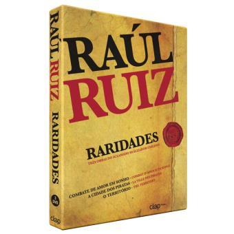 Colecção Raúl Ruiz - Raridades