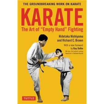 Karate: the art of empty hand fight