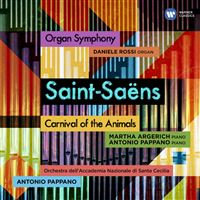 Saint-Saens: Organ Symphony & Carnival of the Animals - CD