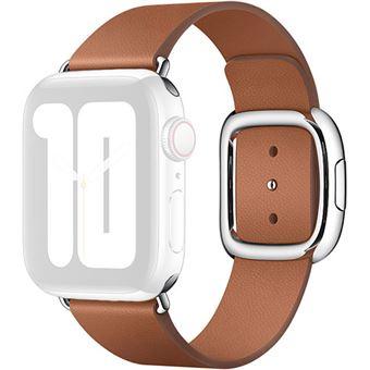 Bracelete com Fivela para Apple Watch 40mm - Castanho Sela