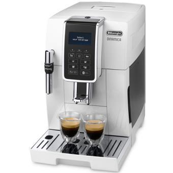 Máquina Café DeLonghi Dinamica ECAM 350.35.W (Branco)