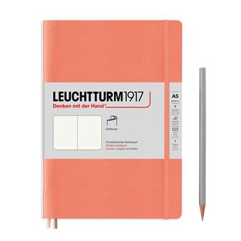 Caderno Bellini Pontilhado Leuchtturm Softcover A5