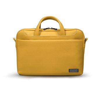 Mala Port Designs Zurich 14'' - Amarelo