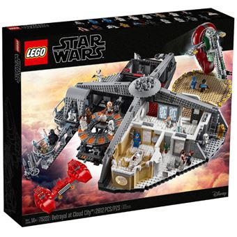 LEGO Star Wars 75222 Traição em Cloud City