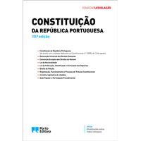 Constituição da República Portuguesa - Edição Académica