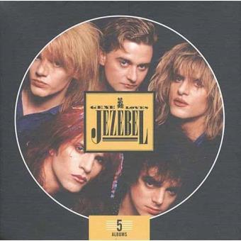 5 Albums Box Set (5CD)