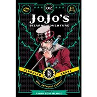 JoJo's Bizarre Adventure - Part 1: Phantom Blood - Book 2