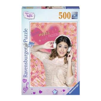 Puzzle Violetta - 500 Peças