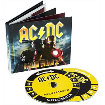 BSO Iron Man 2 (Special Edition CD+DVD)