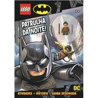 Lego® Dc Comics Super Heroes: Patrulha da Noite