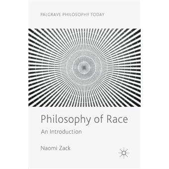 Philosophy of race