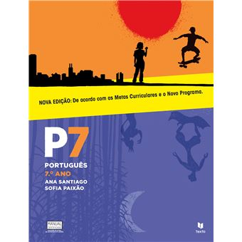 P7 Português 7º Ano - Manual do Aluno