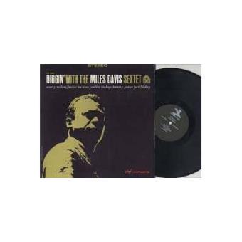 Diggin' With The Miles Davis Sextet (180g) (LP)