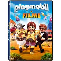 Playmobil: O Filme - DVD