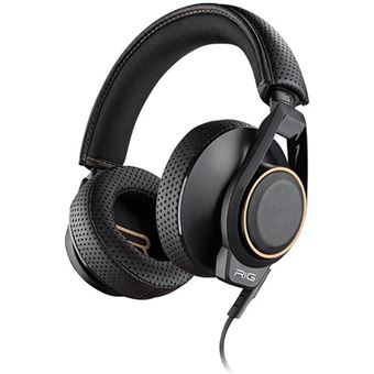 Auscultadores Gaming Plantronics RIG 600 Dolby Atmos