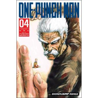 One-Punch Man - Book 4